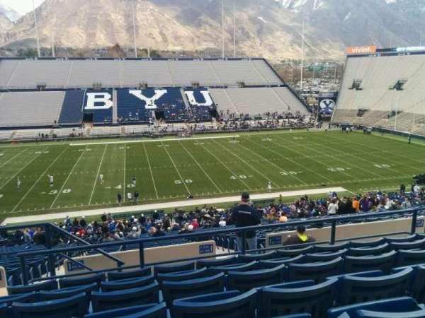 LaVell Edwards Stadium, section: 105, row: 7, seat: 33
