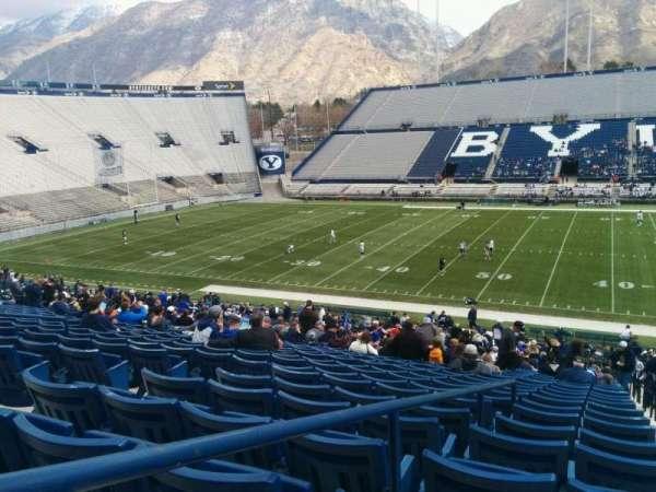 LaVell Edwards Stadium, section: 5, row: 20, seat: 5
