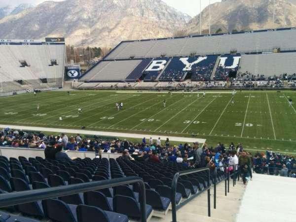 LaVell Edwards Stadium, section: 2, row: 36, seat: 40