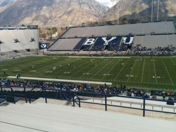 LaVell Edwards Stadium, section: 102, row: 9, seat: 30