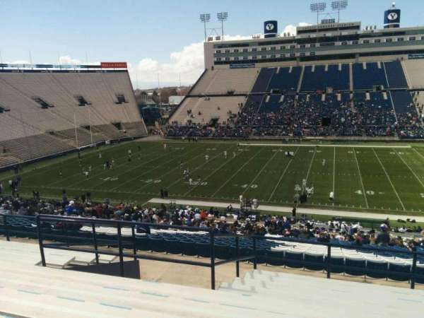 LaVell Edwards Stadium, section: 134, row: 11, seat: 10