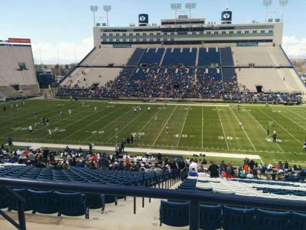 LaVell Edwards Stadium, section: 133, row: 3, seat: 33