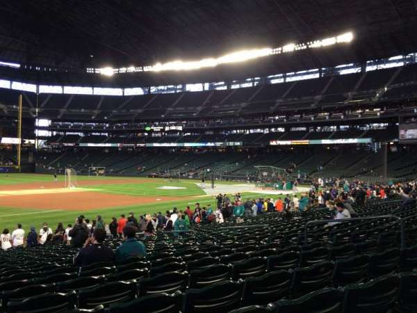 T-Mobile Park, section: 142, row: 22, seat: 12