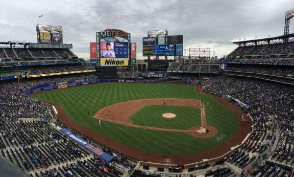 Citi Field, section: 419, row: 1, seat: 10