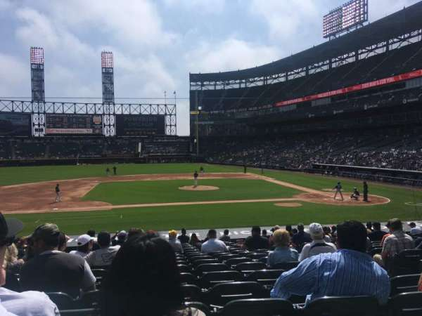 Guaranteed Rate Field, section: 139, row: 22, seat: 5