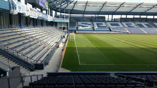 Children's Mercy Park, section: 101, row: 15, seat: 8