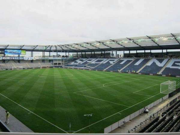 Children's Mercy Park, section: 114, row: 19, seat: 10