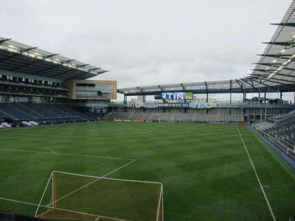 Children's Mercy Park, section: 121, row: 12, seat: 13