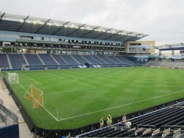 Children's Mercy Park, section: 123, row: 16, seat: 09