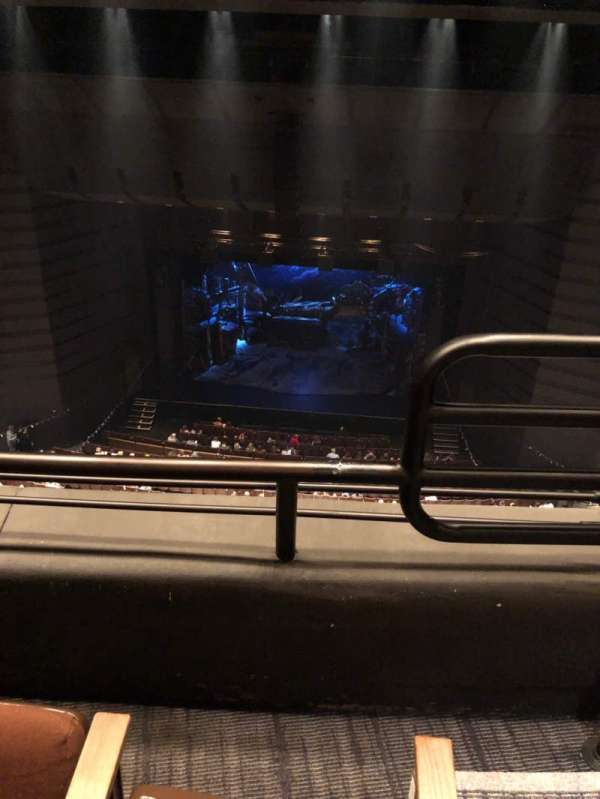 Bass Concert Hall, section: 2nd Balcony, row: L, seat: 130
