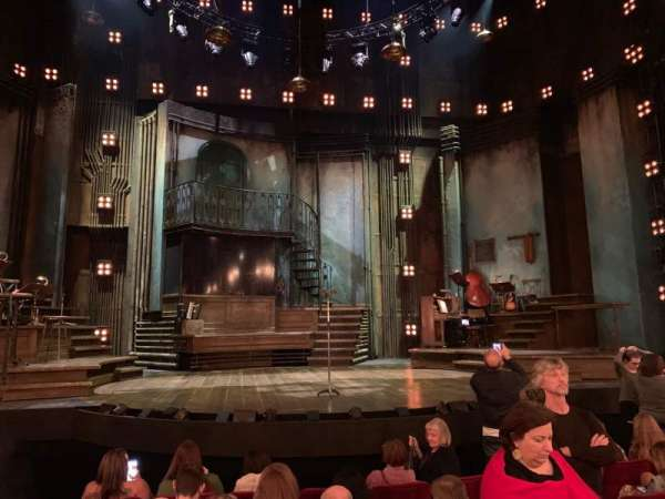 Walter Kerr Theatre, section: Orchestra C, row: J, seat: 111