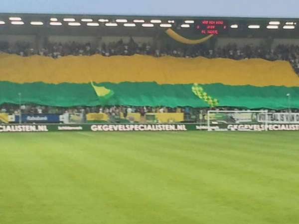 Cars Jeans Stadion Section Vak T Home Of Ado Den Haag Page 1
