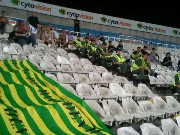 GSP Stadium, seat: 666