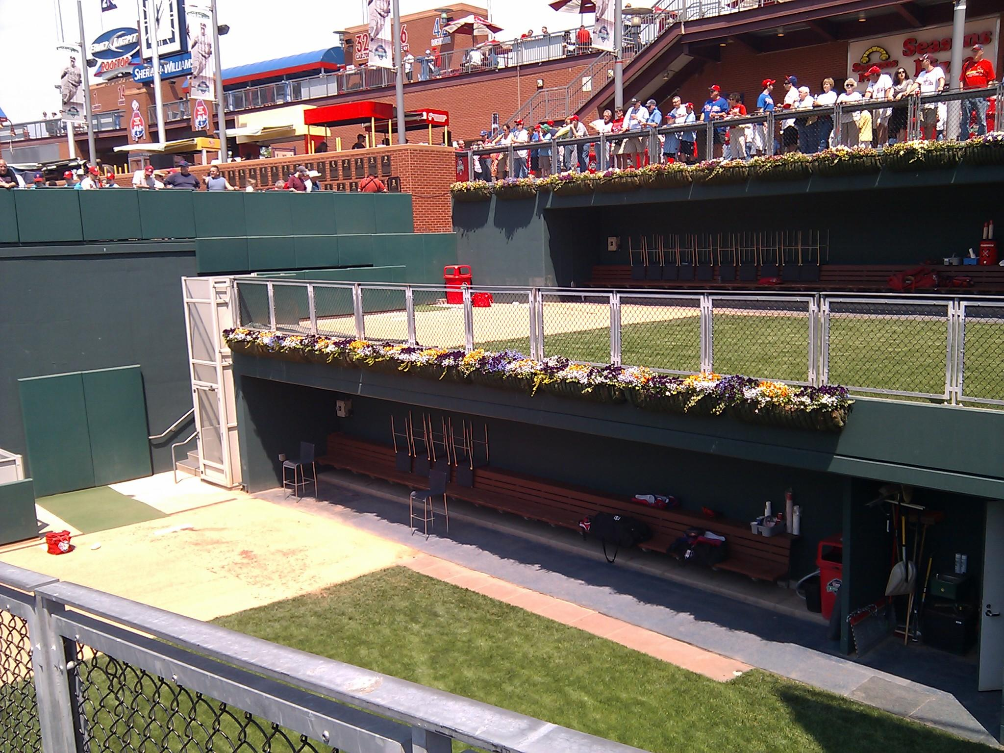 Citizens Bank Park Section 101 Row 7 Seat 15