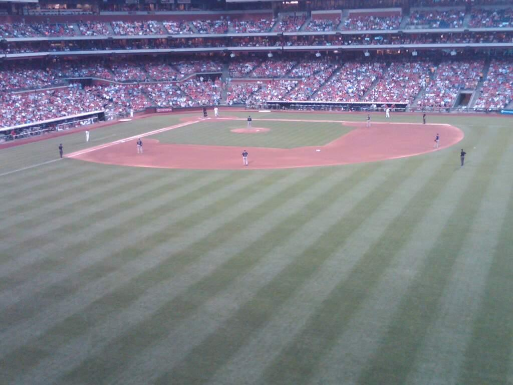 Citizens Bank Park Section 203 Row 5 Seat 4