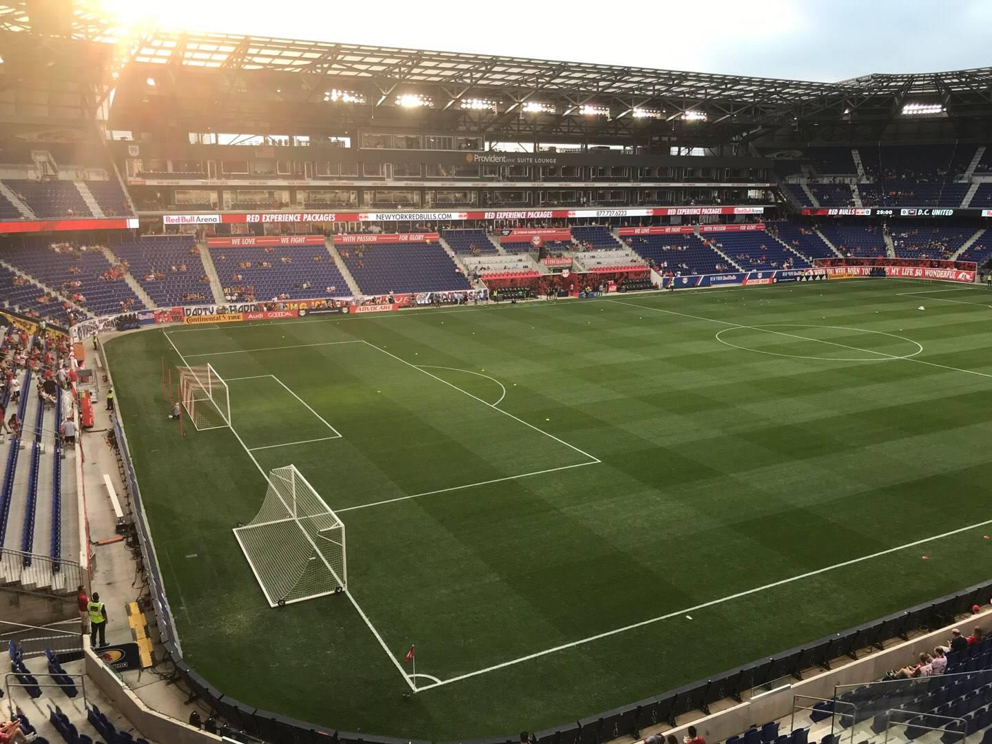 Red Bull Arena (New Jersey) Section 230 Row 5 Seat 5