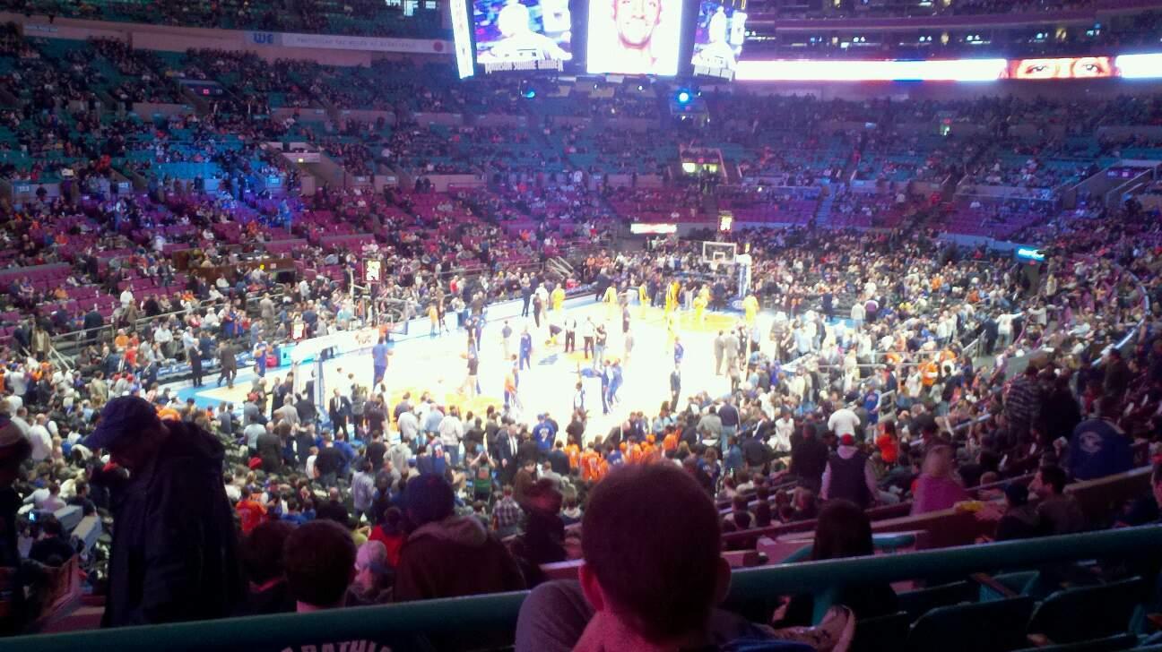 Madison Square Garden Section 212 Seat Views/SeatScore ...