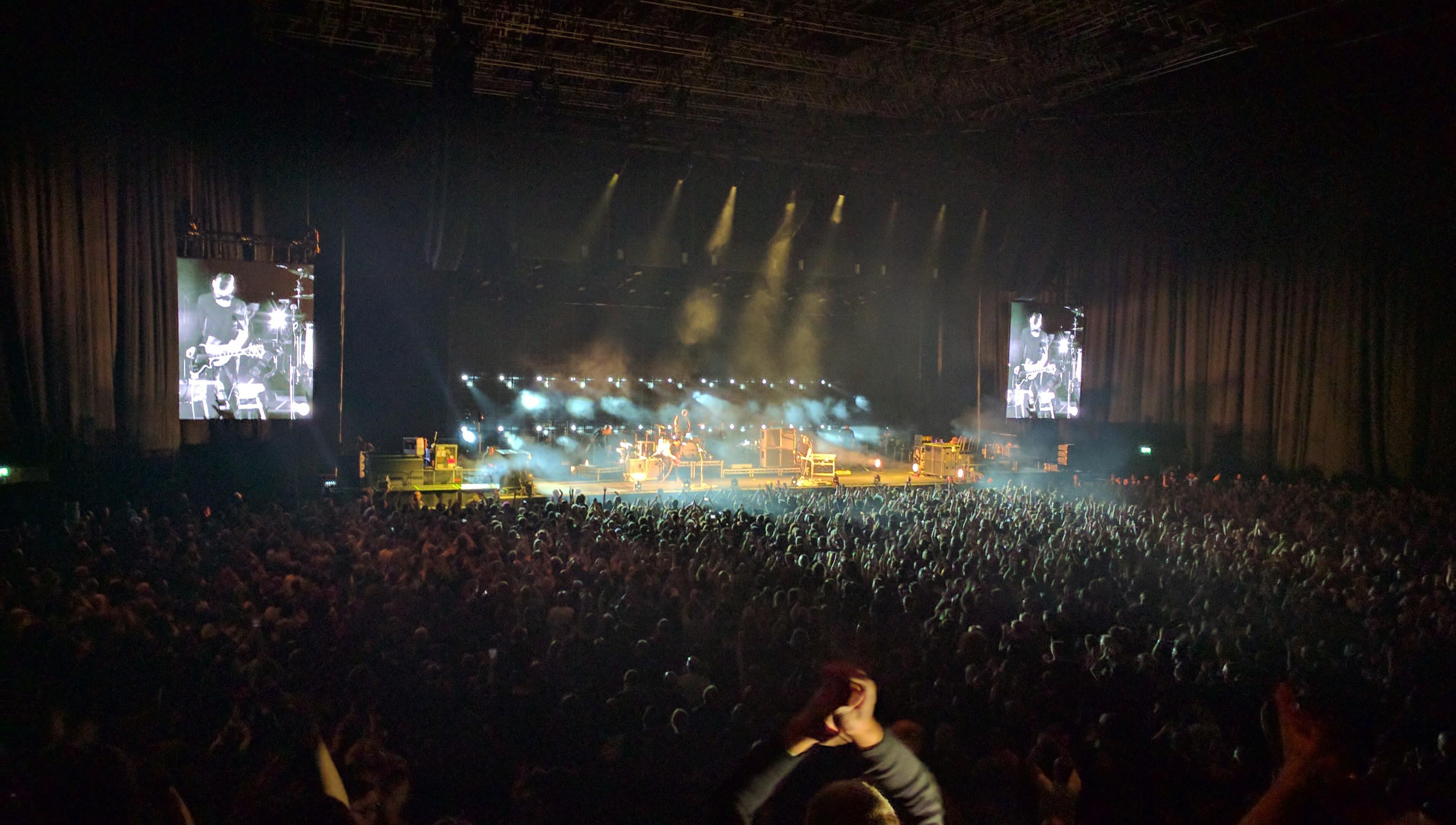 Arena Birmingham Section Block 08 Row S Seat 305