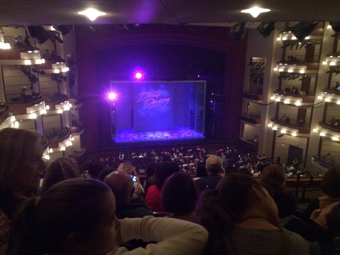 Ziff Ballet Opera House at the Arsht Center Section 2Tier Row F Seat 11