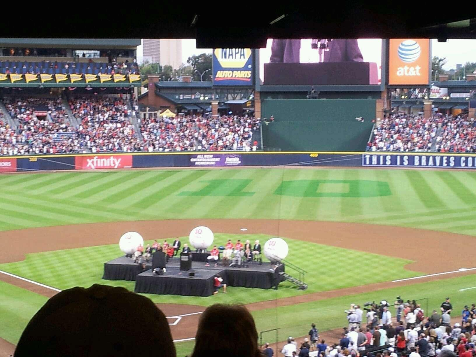Turner Field Section 201