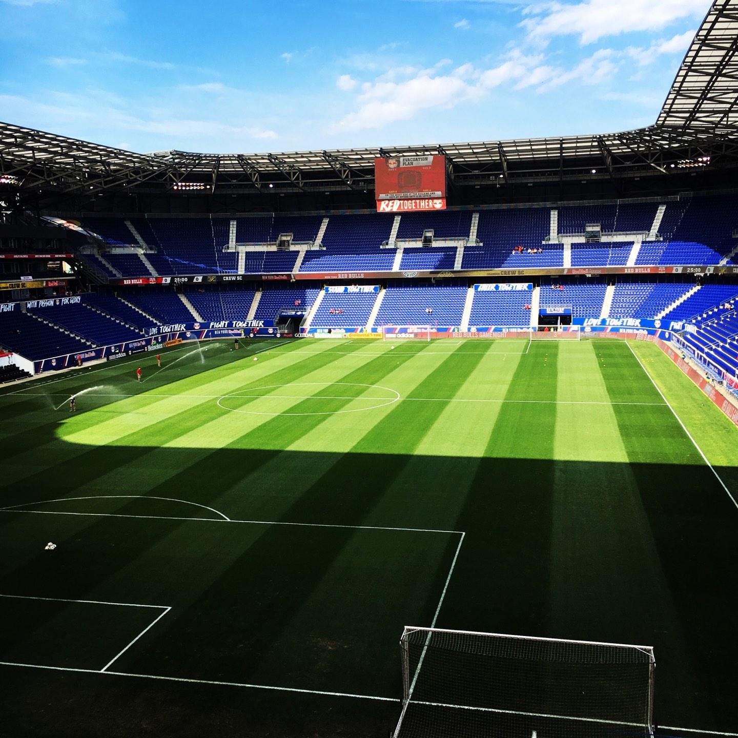 Red Bull Arena (New Jersey) Section 233 Row 6 Seat 1
