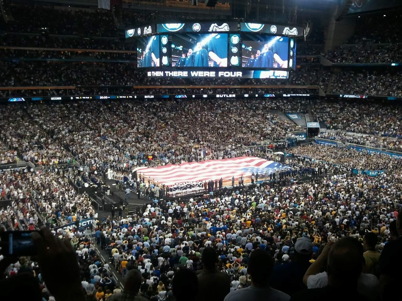 NRG Stadium Section 341 Row M Seat 9