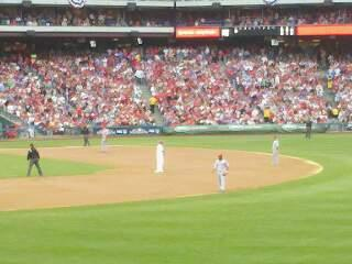 Citizens Bank Park Section 108 Row 25 Seat 14