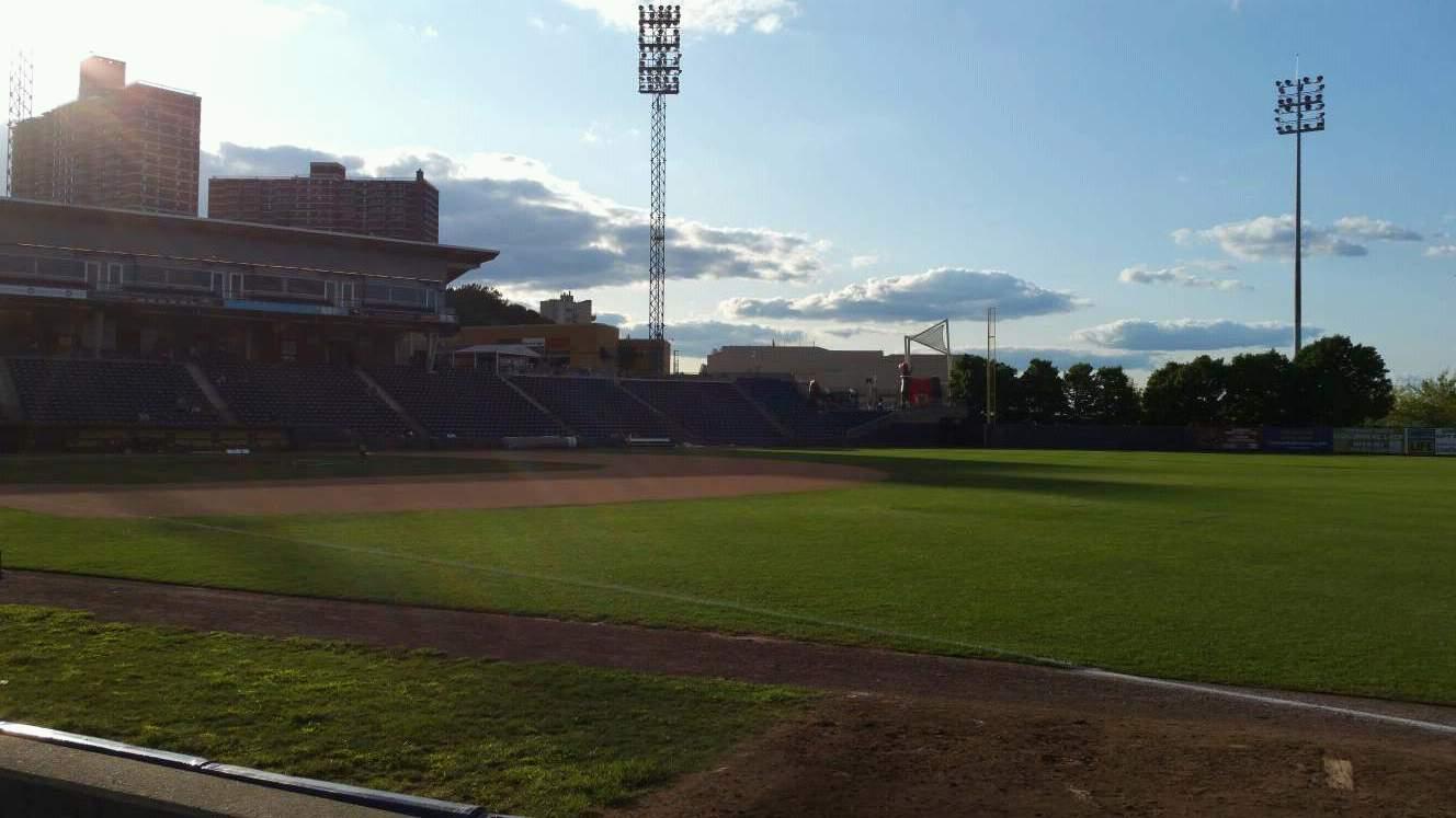 Richmond County Bank Ballpark Section 16 Row D Seat 11