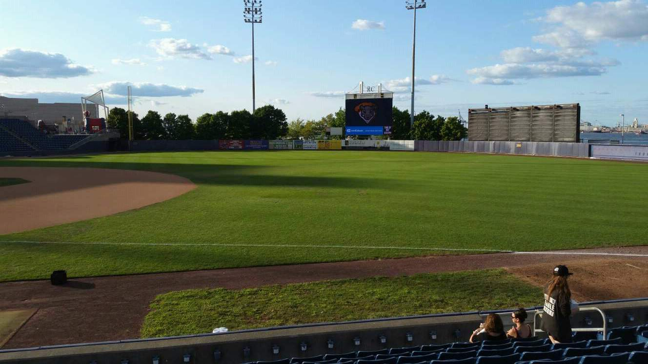 Richmond County Bank Ballpark Section 15 Row L Seat 9
