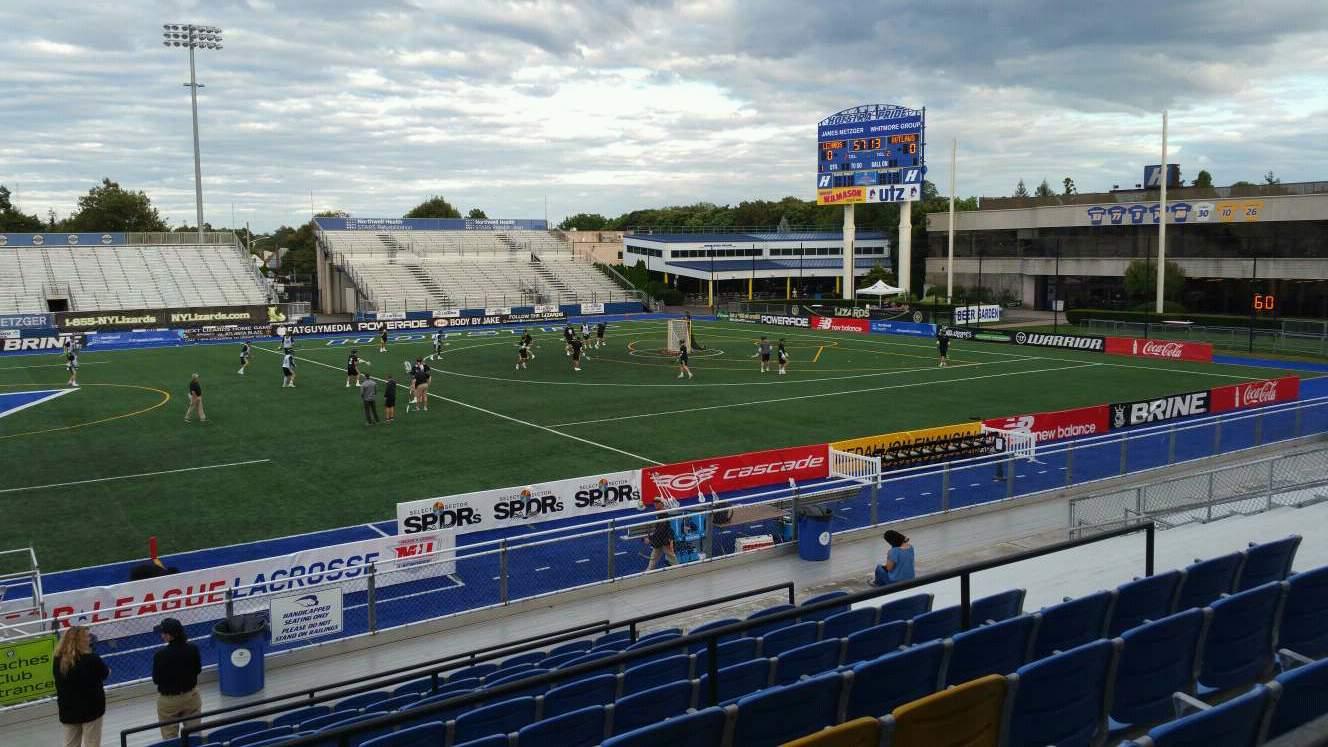 James M. Shuart Stadium Section 4 Row T Seat 12