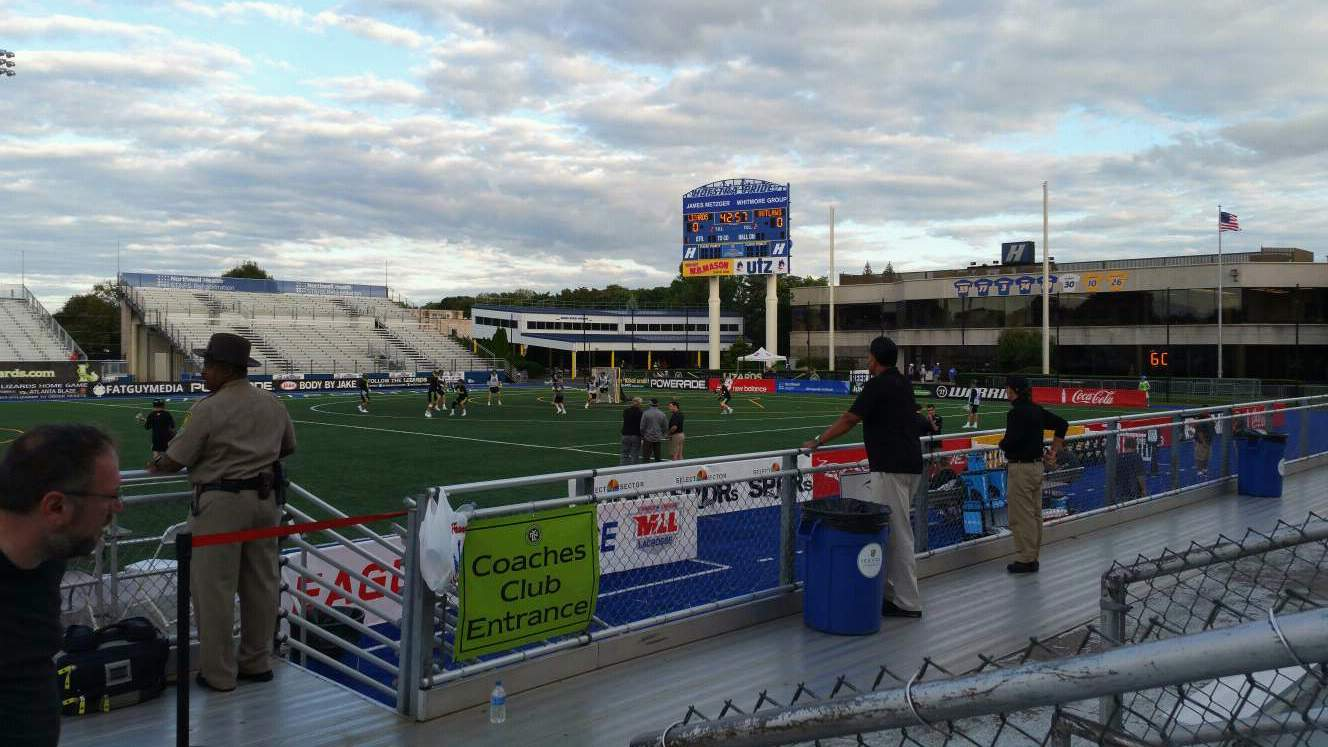 James M. Shuart Stadium Section 4 Row D Seat 19