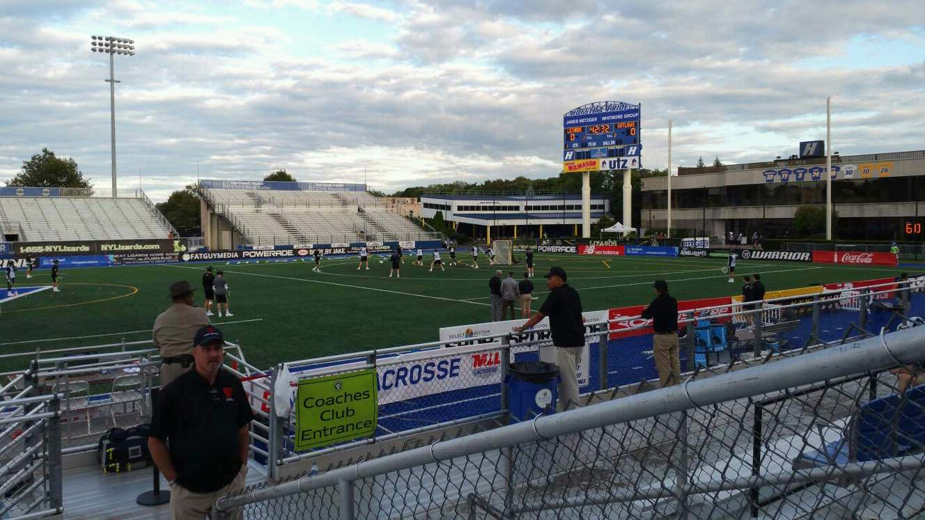 James M. Shuart Stadium Section 4 Row G Seat 19