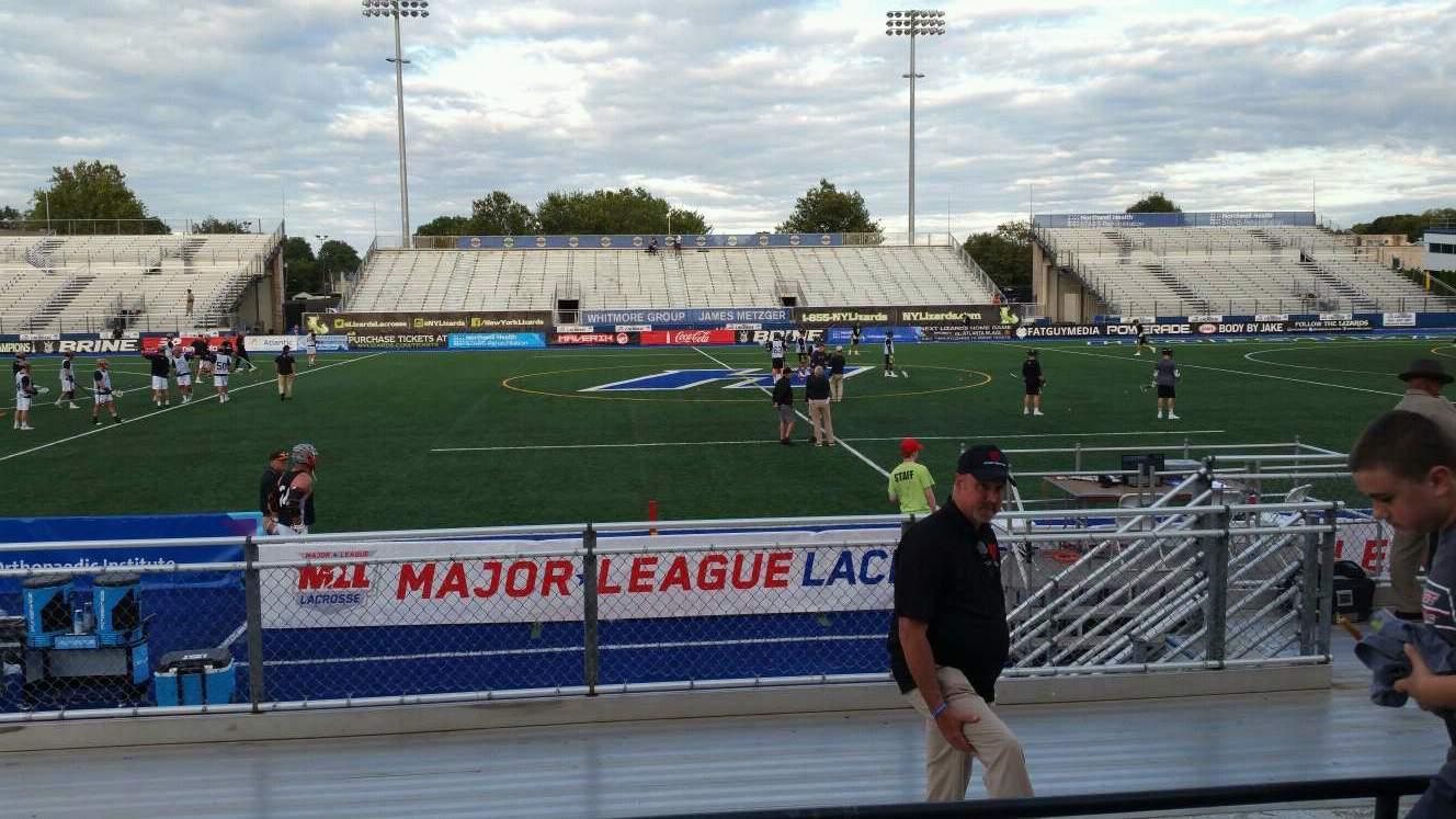 James M. Shuart Stadium Section 4 Row G Seat 25