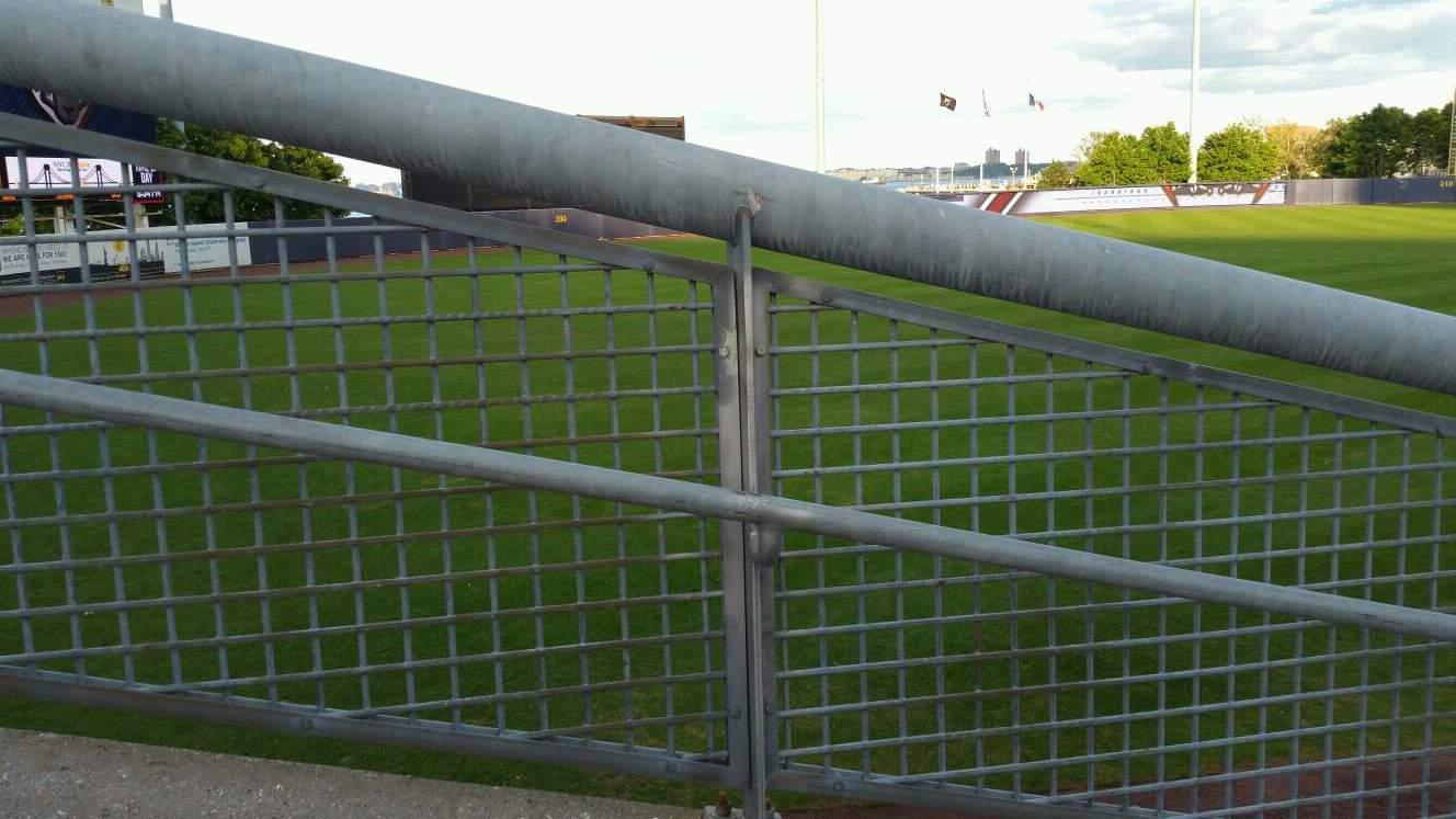 Richmond County Bank Ballpark Section 1 Row J Seat 24