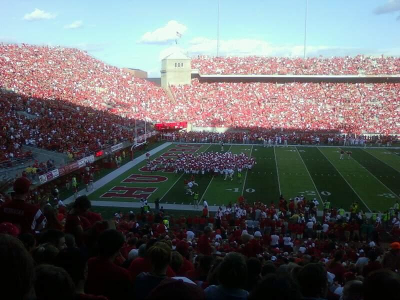 Memorial Stadium Section 30