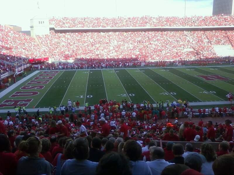 Memorial Stadium (Lincoln) Section 30