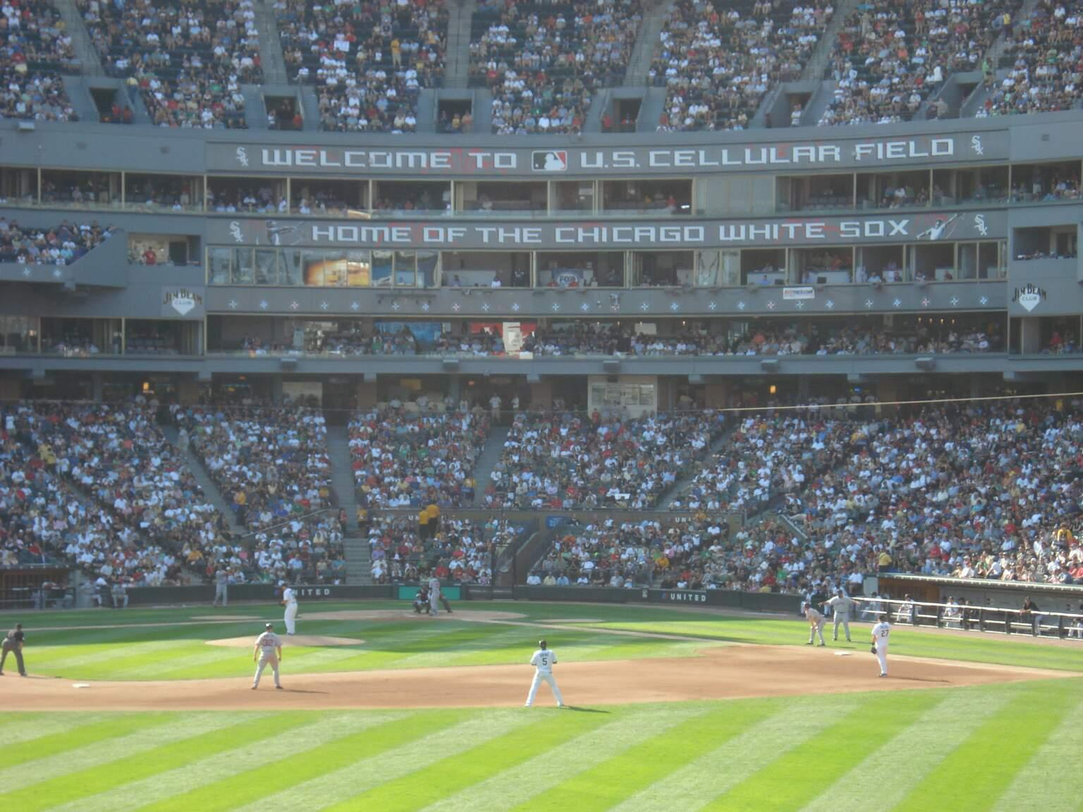 Guaranteed Rate Field Section 161