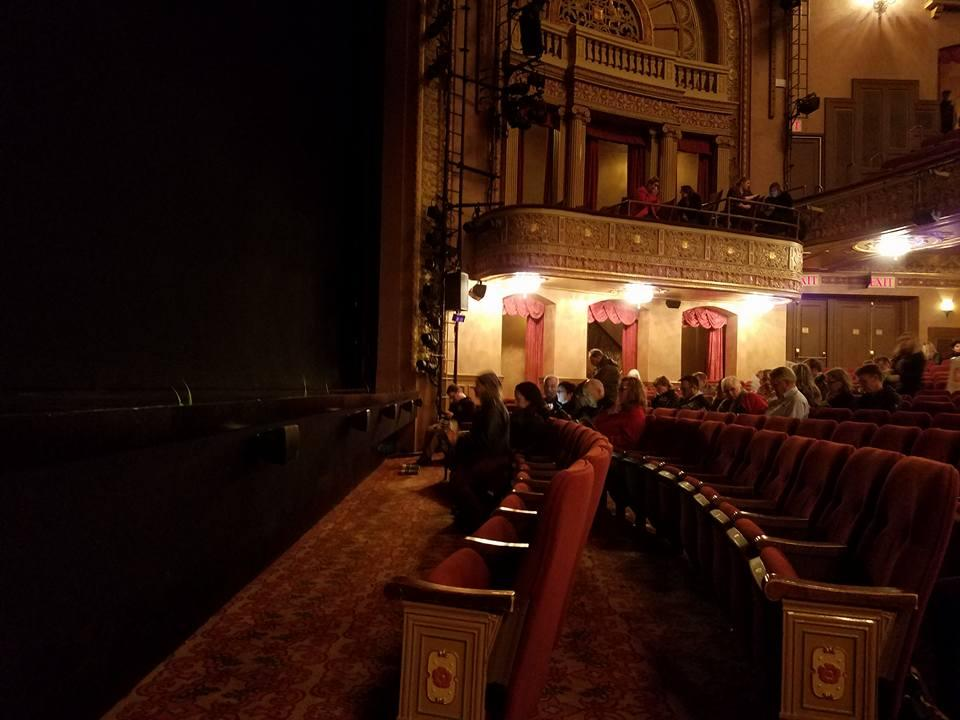 Ethel Barrymore Theatre Section Left orchestra Row BB Seat 5