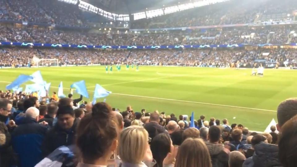 Etihad Stadium (Manchester) Section 102 Row n Seat 56