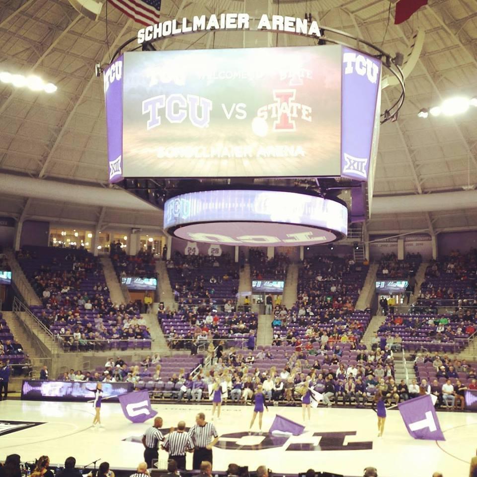 Schollmaier Arena Section 110 Row C Seat 13