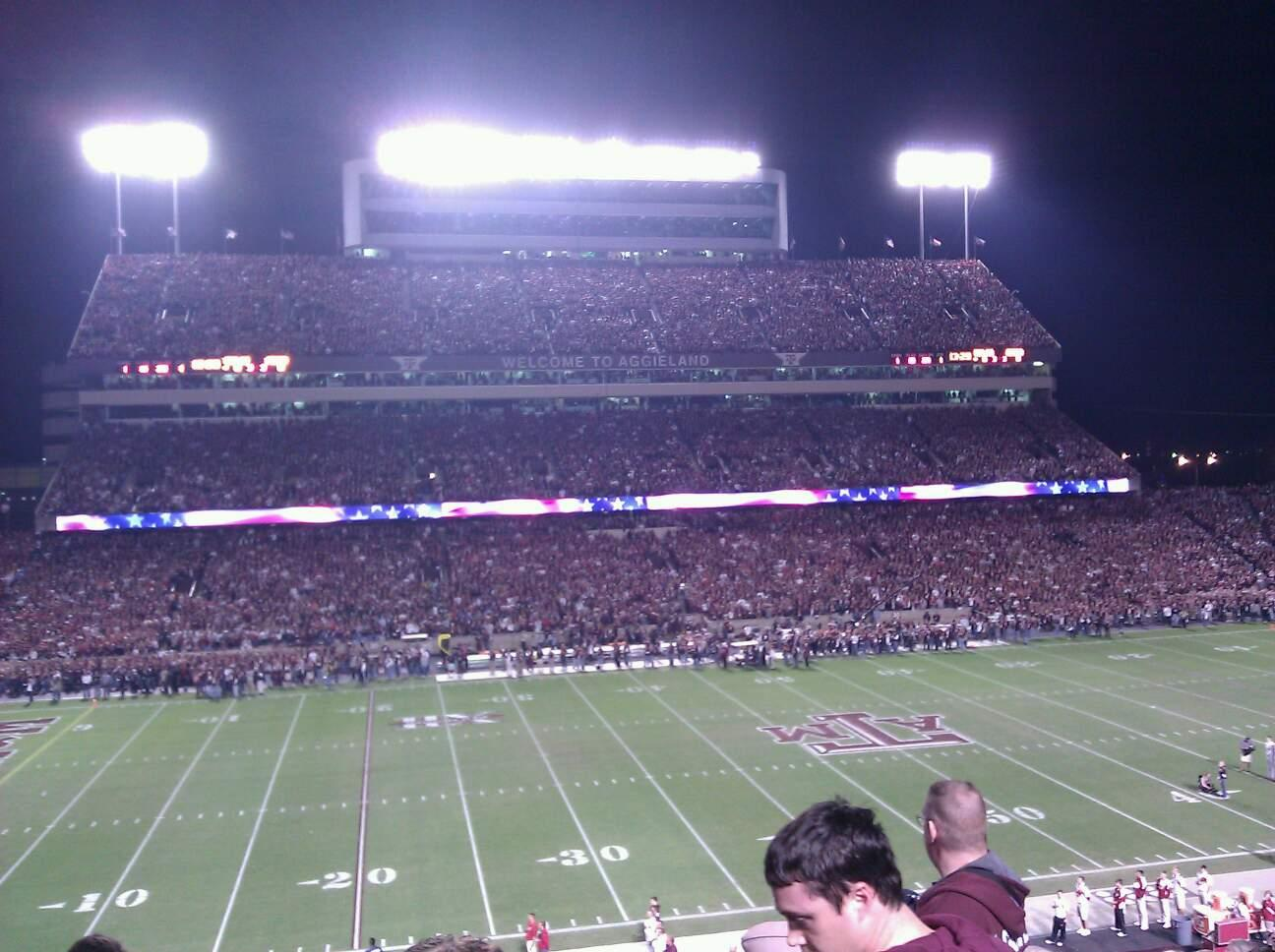 Kyle Field Section 236