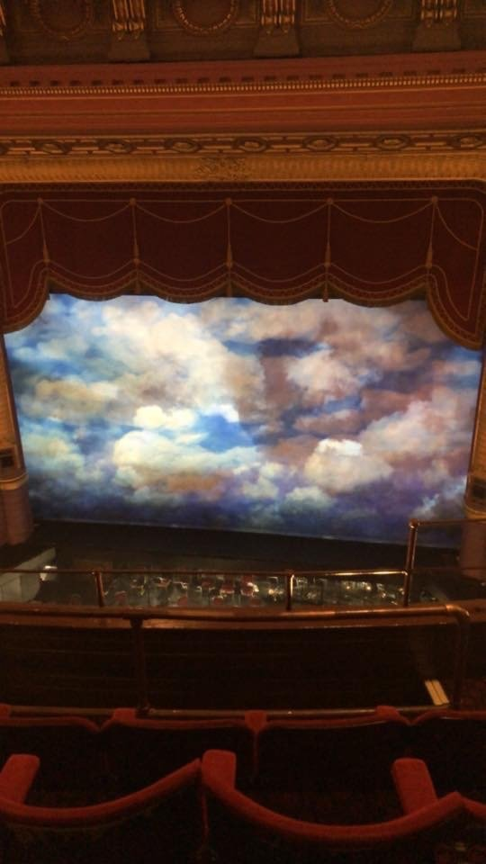 Palace Theatre (Manchester) Section Grand Tier Row D Seat 18