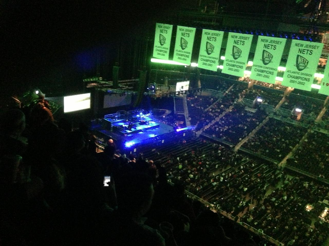 Barclays Center Concert Seat Views and Fan Photos ...