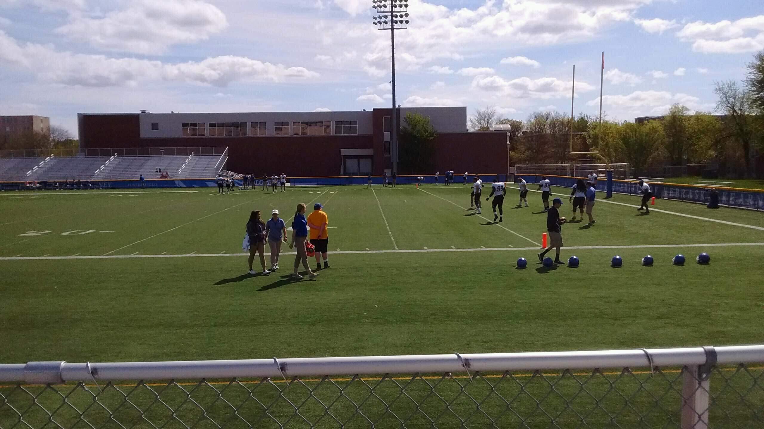 Cope Stadium Section GA Southwest