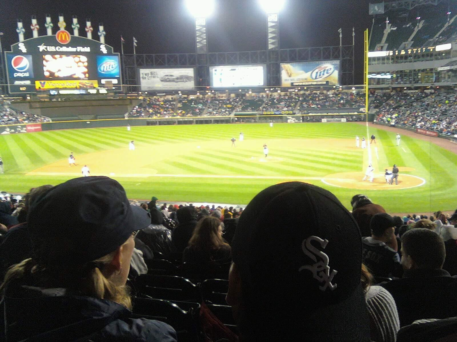 Guaranteed Rate Field Section 137 Row 25 Seat 5
