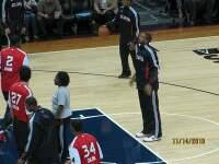 Philips Arena Section 203 Row B Seat 11
