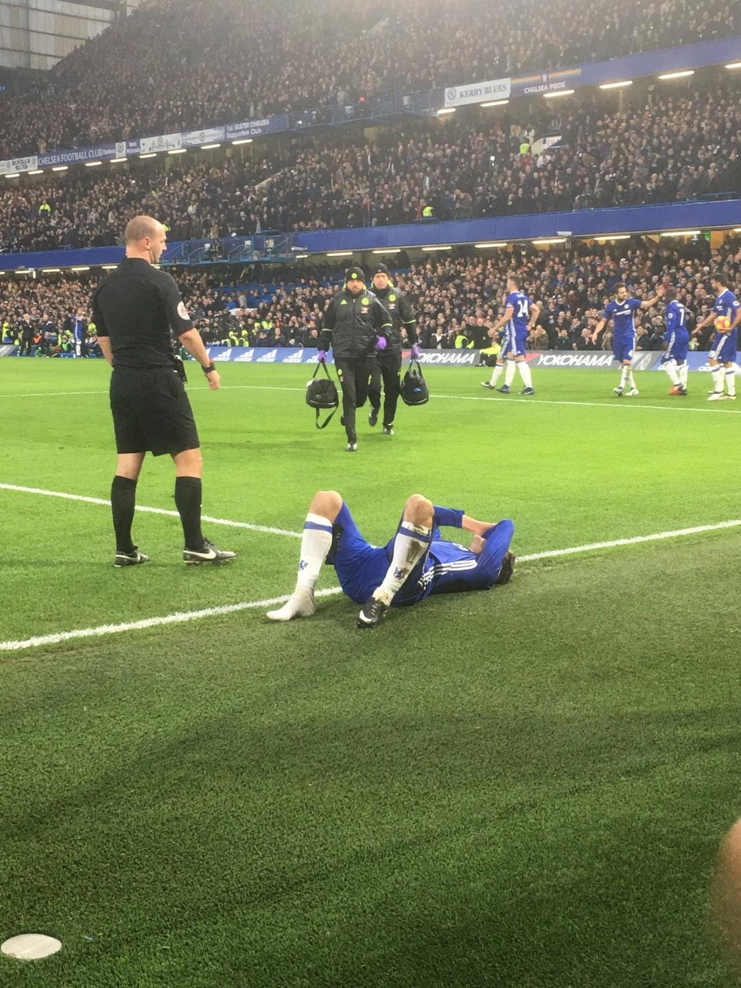 Stamford Bridge Section Shed End Lower 4 Row 1 Seat 102