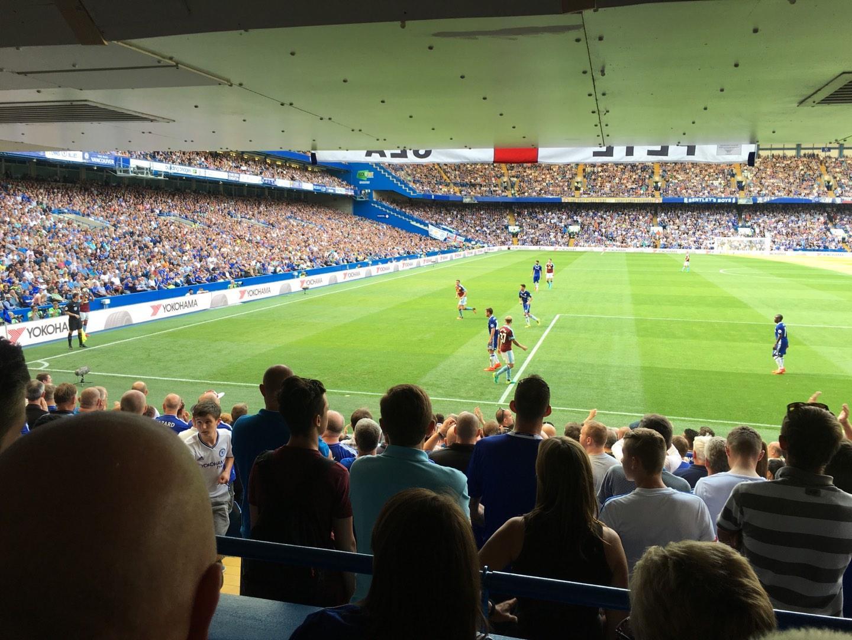 Stamford Bridge Section SL5 Row 15 Seat 145
