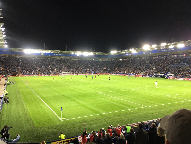 King Power Stadium Section 5