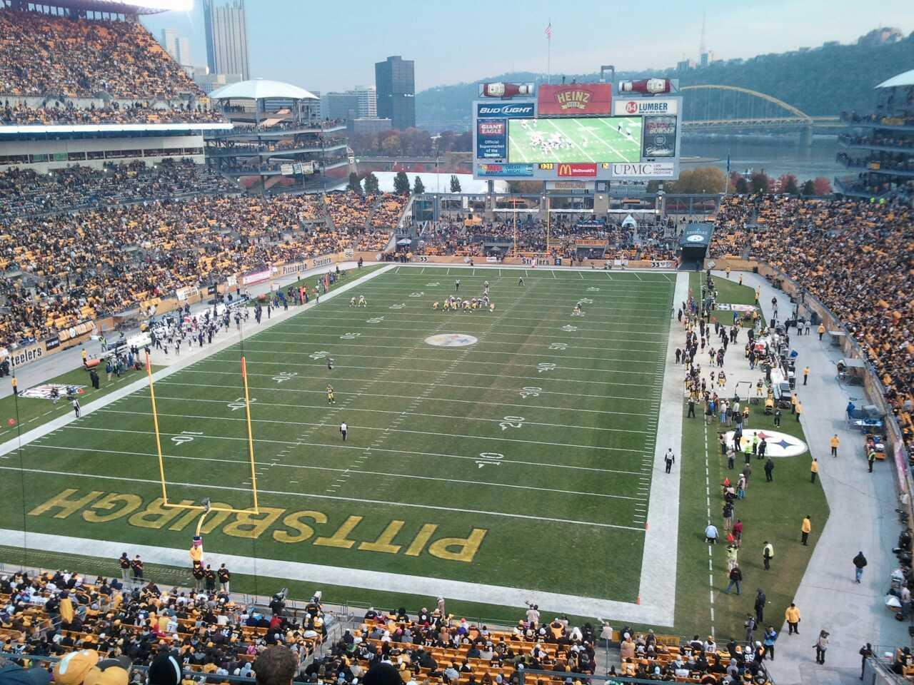 Heinz Field Section 526 - RateYourSeats.com